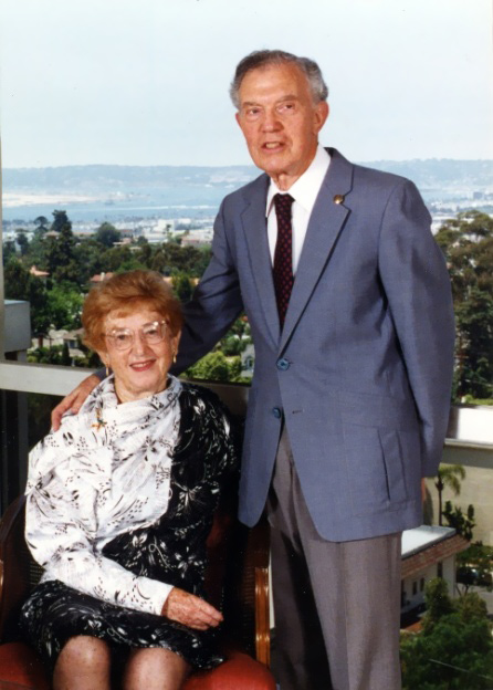 Selma and Robert Silagi